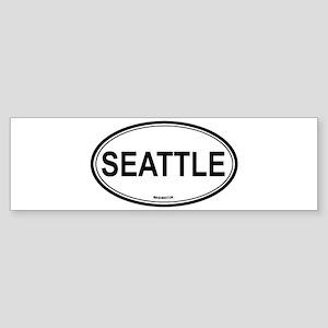 Seattle (Washington) Bumper Sticker