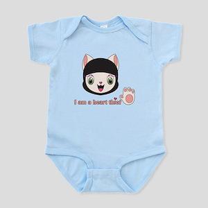 Ninja MEOW™ Infant Bodysuit