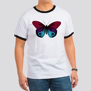 Butterfly Eyes Ringer T