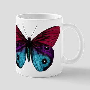 Butterfly Eyes Mug