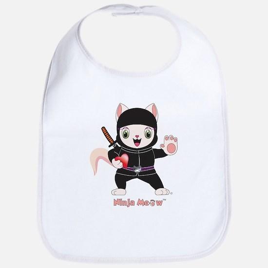 Ninja MEOW™ Bib