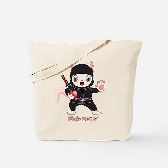 Ninja MEOW™ Tote Bag