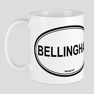 Bellingham (Washington) Mug