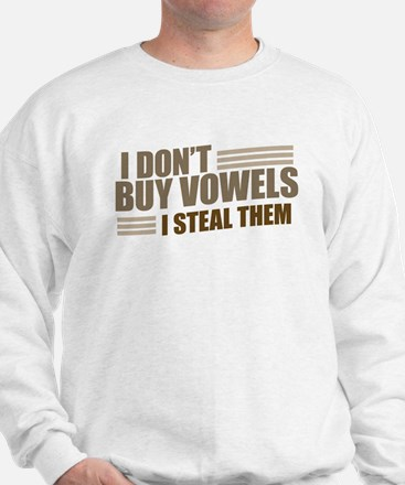 Can I Steal a Vowel? Sweatshirt