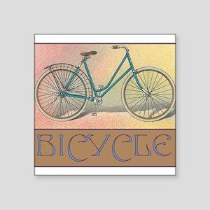 "bike52 Square Sticker 3"" x 3"""