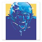 3065256 bluefootballplayerxxxxx Square Car Mag