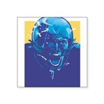 3065256 bluefootballplayerxxxxx Square Sticker
