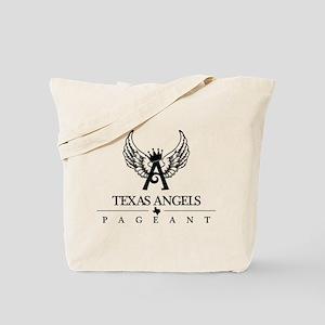 10 Texas Angels Logo Tote Bag