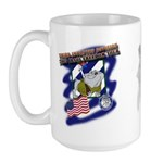 2003 Iraqi FreedomTour Large Mug