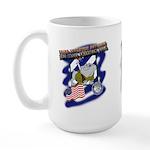 2003 Iraqi FreedomTour Large Mug