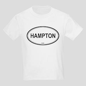 Hampton (Virginia) Kids T-Shirt