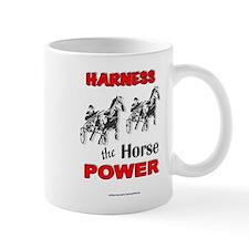 Horse Power - Red Mug