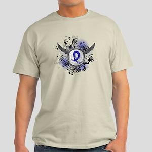 Wings and Ribbon Huntingtons Light T-Shirt