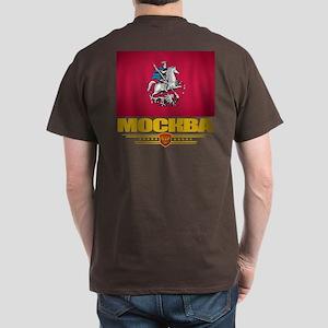 Moscow Flag Dark T-Shirt