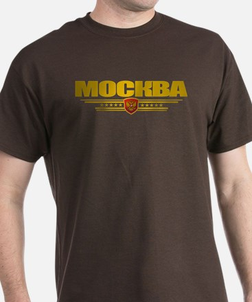 Moscow Flag T-Shirt