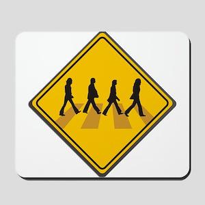 Abbey Road Xing Mousepad