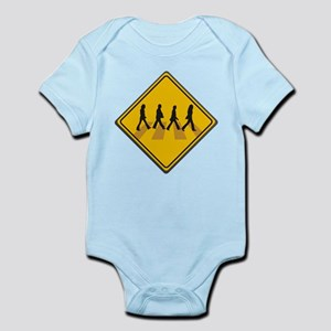 Abbey Road Xing Infant Bodysuit