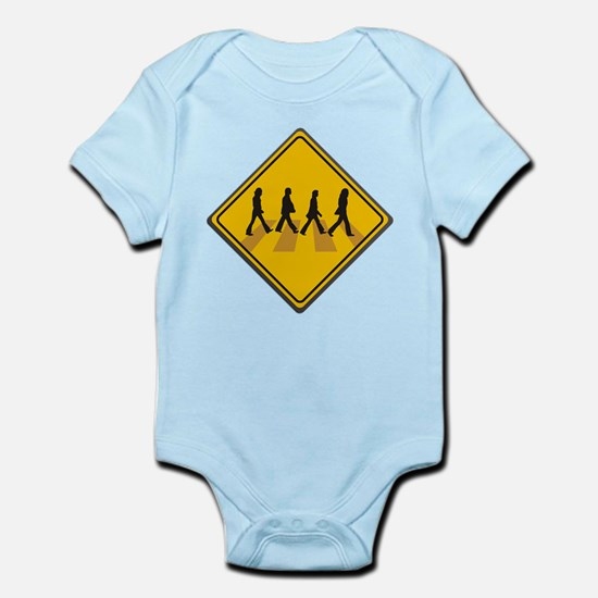 Abbey Road Xing Infant Bodysuit