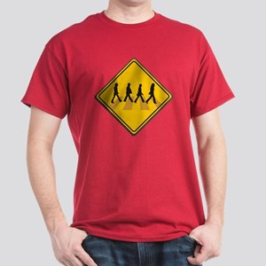 Abbey Road Xing Dark T-Shirt