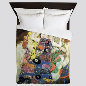 Gustav Klimt Virgin Queen Duvet