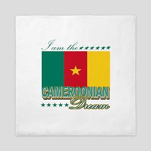 I am the Cameroonian Dream Queen Duvet