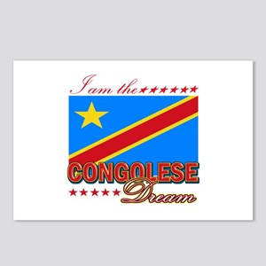 I am the Congolese Dream Postcards (Package of 8)