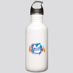 Equestria Music Design 1 Stainless Water Bottle 1.