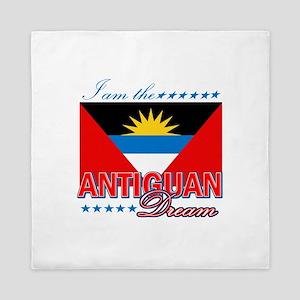 I am the Antiguan Dream Queen Duvet