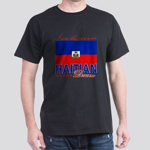 I am the Haitian Dream Dark T-Shirt