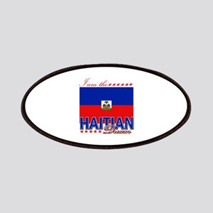 I am the Haitian Dream Patches