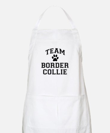 Team Border Collie Apron