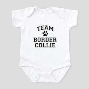 Team Border Collie Infant Bodysuit