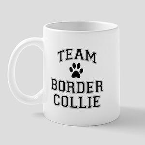 Team Border Collie Mug