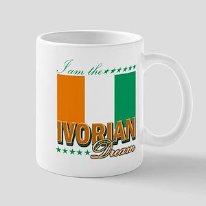 I am the Ivorian Dream Mug