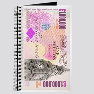 Million Pound Gifts Journal