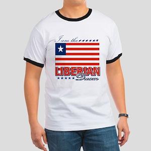 I am the Liberian Dream Ringer T