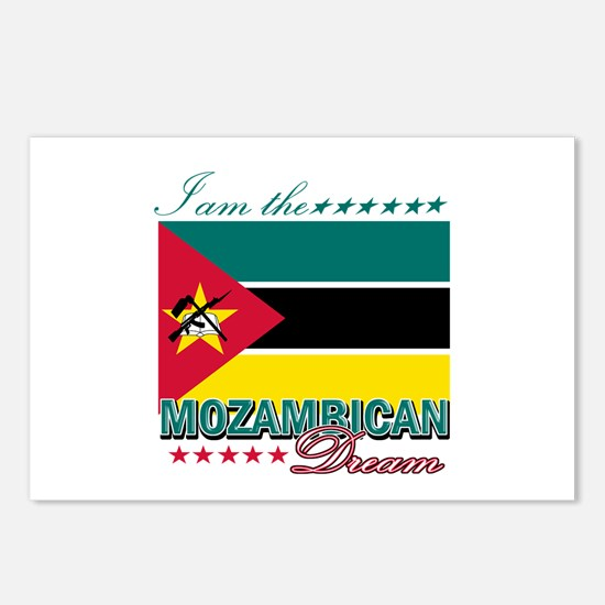 I am the Mozambican Dream Postcards (Package of 8)