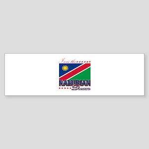 I am the Namibian Dream Sticker (Bumper)