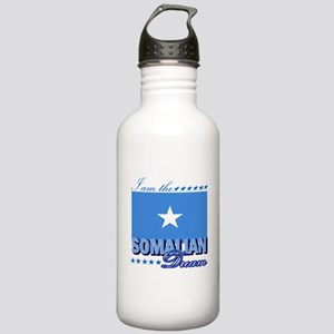 I am the Somalian Dream Stainless Water Bottle 1.0