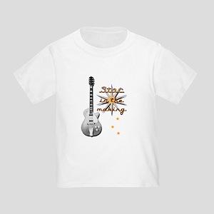 "IC Designs ""Guitar Star"" Toddler T-Shirt"