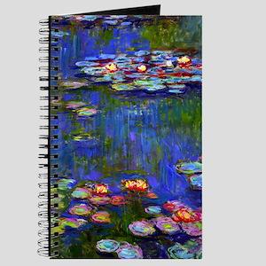 Monet - Water Lilies 1916 Journal