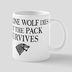 GOT Lone Wolf Dies Mugs