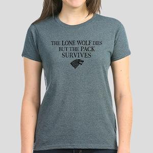 GOT Lone Wolf Dies T-Shirt