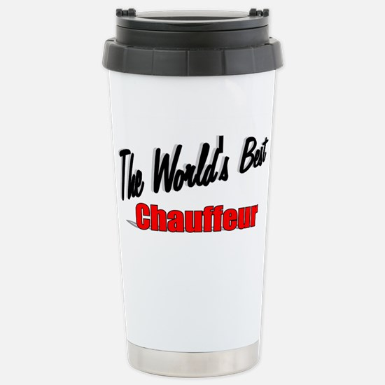 """The World's Best Chauffeur"" Mugs"