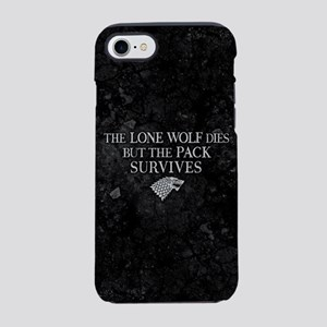 GOT Lone Wolf Dies iPhone 7 Tough Case