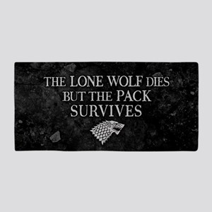 GOT Lone Wolf Dies Beach Towel