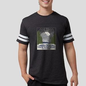 Lambda Chi Alpha Mountain Pers Mens Football Shirt
