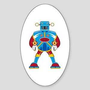 Giant Mecha Robot Sticker