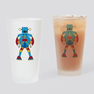 Giant Mecha Robot Drinking Glass