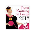 Team Knitting at Large 2012 - Ravelympics Square S